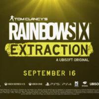 【速報】新作『レインボー・シックス エクストラクション』が9月16日発売決定!モンスターに立ち向かう協力プレイSFへ変更